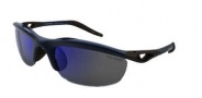 Switch Vision H-wall Wrap Sunglasses Sunglasses - Cobalt Blue / Polarized Lenses