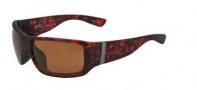 Switch Vision Lycan Sunglasses Sunglasses - Fire Tortoise / Polarized Lenses