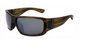Switch Vision Lycan Sunglasses Sunglasses - Green Olive / Polarized Lenses