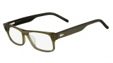 Lacoste L2660 Eyeglasses Eyeglasses - 318 Olive