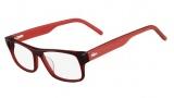 Lacoste L2660 Eyeglasses Eyeglasses - 615 Red