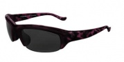 Switch Vision Stoke Sunglasses Sunglasses - Demi Purple / Polarized Lenses