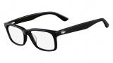 Lacoste L2672 Eyeglasses Eyeglasses - 001 Black