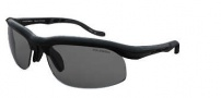 Switch Vision Tenaya Peak Sunglasses Sunglasses - Shiny Black / Polarized Lenses