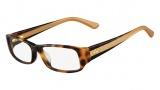 Lacoste L2674 Eyeglasses Eyeglasses - 214 Havana