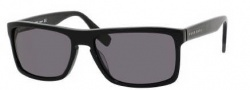 Hugo Boss 0450/P/S Sunglasses Sunglasses - 0807 Black (1Z Brown Mirror Silver Lens)