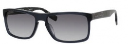 Hugo Boss 0450/P/S Sunglasses Sunglasses - 0ELX Dark Gray (WJ Gradient Shaded Polarized Lens)