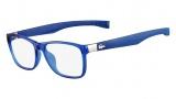 Lacoste L2676 Eyeglasses Eyeglasses - 424 Blue