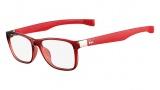 Lacoste L2676 Eyeglasses Eyeglasses - 615 Red
