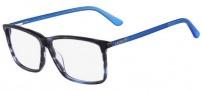Lacoste L2689 Eyeglasses Eyeglasses - 424 Blue Marble