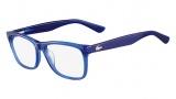 Lacoste L2686 Eyeglasses Eyeglasses - 424 Blue