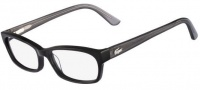Lacoste L2687 Eyeglasses Eyeglasses - 001 Black