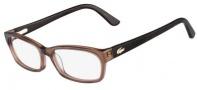 Lacoste L2687 Eyeglasses Eyeglasses - 210 Brown
