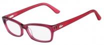 Lacoste L2687 Eyeglasses Eyeglasses - 513 Purple