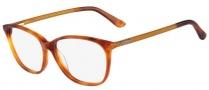 Lacoste L2690 Eyeglasses Eyeglasses - 218 Blonde Havana