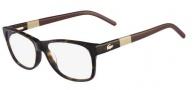 Lacoste L2691 Eyeglasses Eyeglasses - 214 Havana
