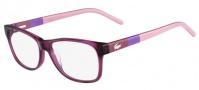 Lacoste L2691 Eyeglasses Eyeglasses - 513 Purple