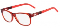 Lacoste L2691 Eyeglasses Eyeglasses - 615 Red