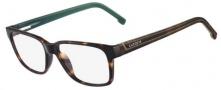 Lacoste L2692 Eyeglasses Eyeglasses - 214 Havana