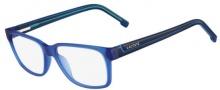 Lacoste L2692 Eyeglasses Eyeglasses - 424 Satin Blue