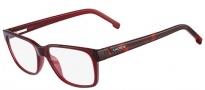 Lacoste L2692 Eyeglasses Eyeglasses - 615 Red