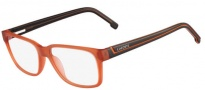 Lacoste L2692 Eyeglasses Eyeglasses - 800 Satin Orange