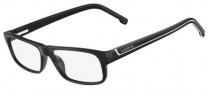Lacoste L2693 Eyeglasses Eyeglasses - 001 Black