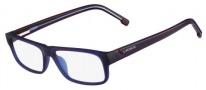 Lacoste L2693 Eyeglasses Eyeglasses - 424 Satin Blue