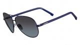 Lacoste L145S Sunglasses Sunglasses - 424 Blue