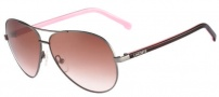 Lacoste L155S Sunglasses Sunglasses - 033 Gunmetal