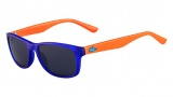 Lacoste L3601S Sunglasses Sunglasses - 424 Blue / Orange