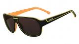 Lacoste L655S Sunglasses Sunglasses - 210 Brown / Orange