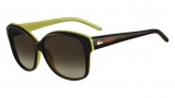 Lacoste L661S Sunglasses Sunglasses - 220 Havana / Green