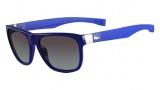 Lacoste L664S Sunglasses Sunglasses - 424 Blue