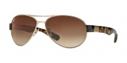 Ray Ban 3509 Sunglasses Sunglasses - 001/13 Arista / Brown Gradient Lens