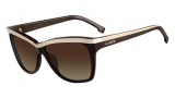 Lacoste L697S Sunglasses Sunglasses - 210 Brown