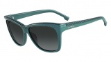 Lacoste L697S Sunglasses Sunglasses - 444 Aqua