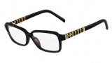 Fendi F1001 Eyeglasses Eyeglasses - 001 Black