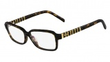 Fendi F1001 Eyeglasses Eyeglasses - 214 Havana