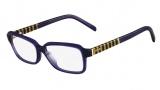 Fendi F1001 Eyeglasses Eyeglasses - 467 Blue