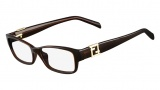 Fendi F1015R Eyeglasses Eyeglasses - 210 Brown