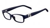 Fendi F1015R Eyeglasses Eyeglasses - 424 Blue