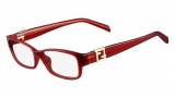 Fendi F1015R Eyeglasses Eyeglasses - 615 Red