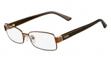 Fendi F1019 Eyeglasses Eyeglasses - 210 Shiny Brown