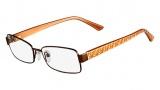 Fendi F1019 Eyeglasses Eyeglasses - 704 Shiny Bronze