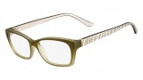 Fendi F1034 Eyeglasses Eyeglasses - 317 Matte Gradient Musk Green