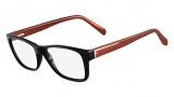 Fendi F1036 Eyeglasses Eyeglasses - 002 Black / Burgundy