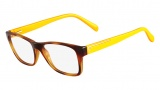 Fendi F1036 Eyeglasses Eyeglasses - 218 Blonde Havana / Yellow