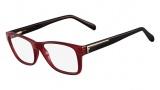 Fendi F1036 Eyeglasses Eyeglasses - 603 Burgundy