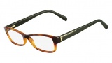 Fendi F1037 Eyeglasses Eyeglasses - 218 Blonde Havana / Green